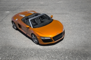 2014-audi-r8-spyder-top-view