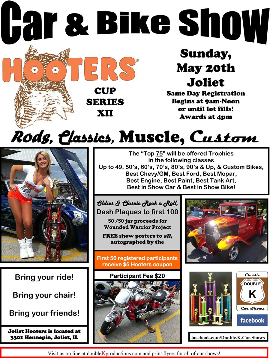 Bikes Joliet Joliet Hooters Cup Series XII