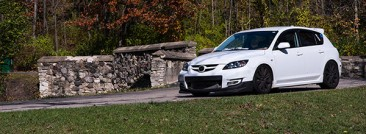 Matt Jurs's 2008 Mazda Speed 3