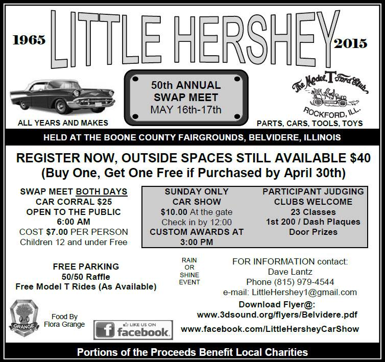 50th little hershey swap meet find and share local chicago car and. Black Bedroom Furniture Sets. Home Design Ideas