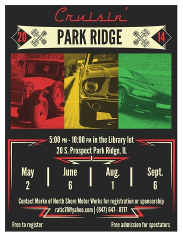 Cruisin Park Ridge