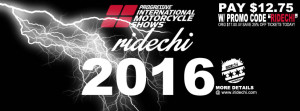 International Motorcycle Show 2016 CHICAGO @ Donald E. Stephens Convention Center | Rosemont | Illinois | United States