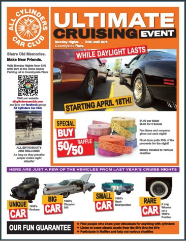 Ultimate Cruising Event
