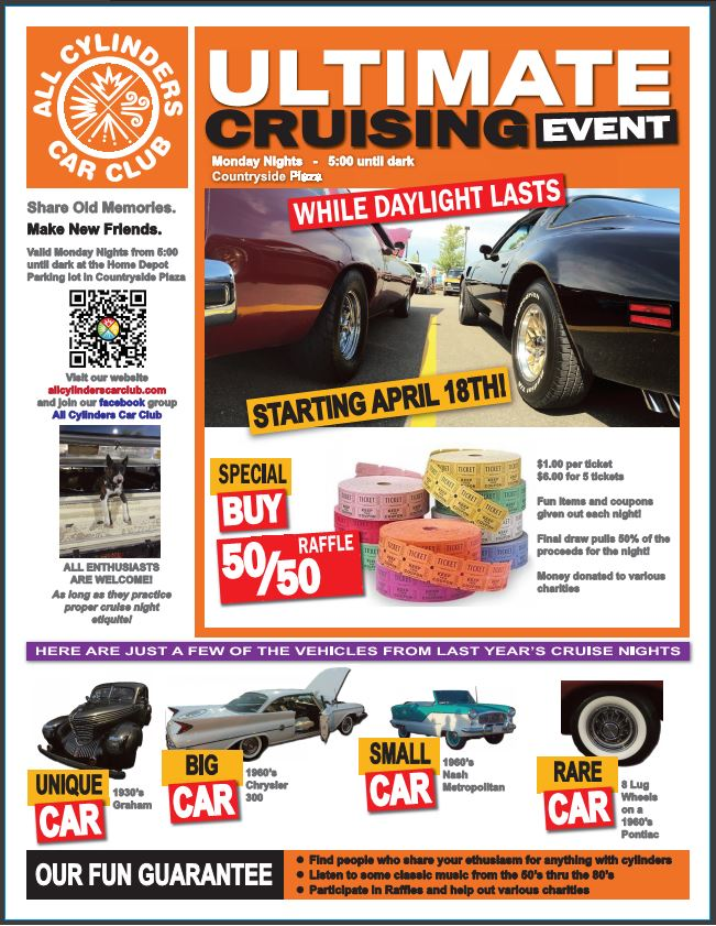 Ultimate Cruising Event @ Countryside Plaza | Countryside | Illinois | United States
