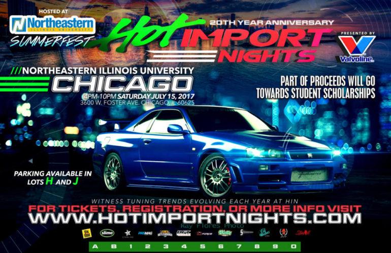 Hot Import Nights 2017